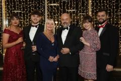 28 November 2019 Photo by Darren Kidd / Press Eye.    AIB Buisness Eye Awards 2019: