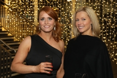 28 November 2019 Photo by Darren Kidd / Press Eye.    AIB Buisness Eye Awards 2019: Pictured are (L-R) Mairead Scott and Ruth McDonald.